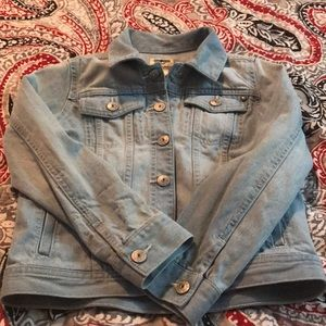 Oshkosh Denim Jacket Size 7